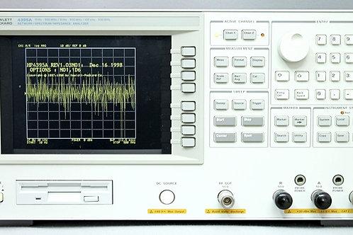 HP 4395A Network / Spectrum / Impedance Analyzer