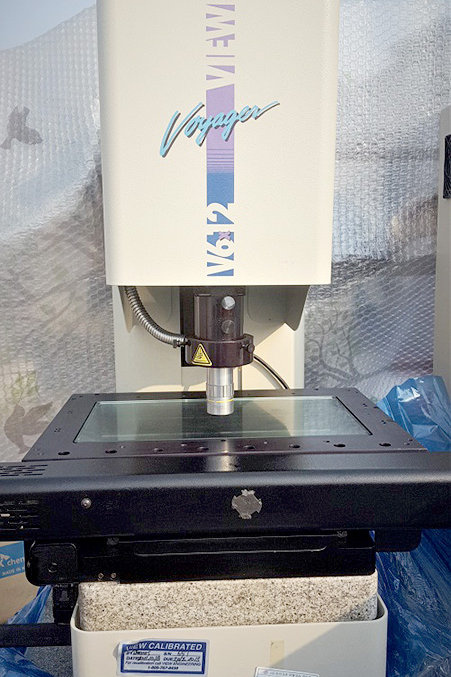 View Engineering Voyager V6X12 Non-Contact Coordinate Measuring Machine