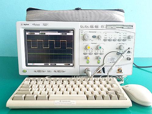 Agilent Infiniium 54810A Oscilloscope