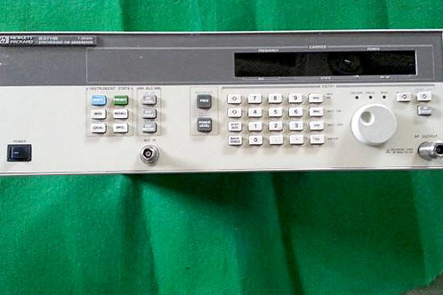 HP 83711B Synthesized CW Generator