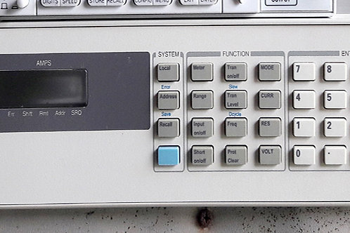 Agilent 6060B System DC Electronic Load