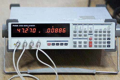 Protek 9216A Digital LCR Meter