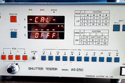 Tsubosaka AS-250 Shutter Tester
