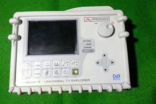 ProMax Progig-5 Universal TV Explorer
