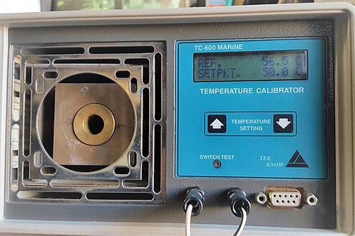 Tek Know TC-600 Marine Temperature Calibrator