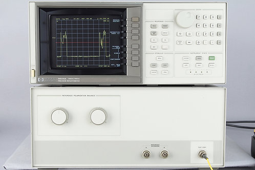 HP 8504A Precision Reflectometer
