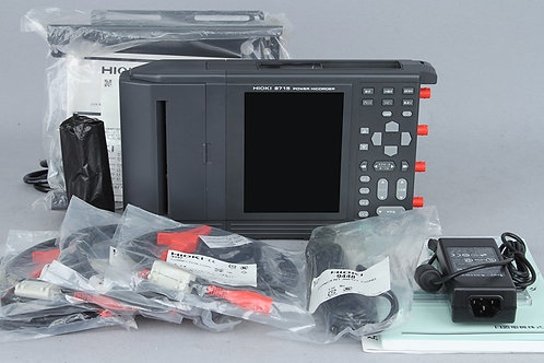 Hioki 8715 Power HiCorder