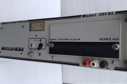 ELGAR 351SL SERIES400 AC Power Source