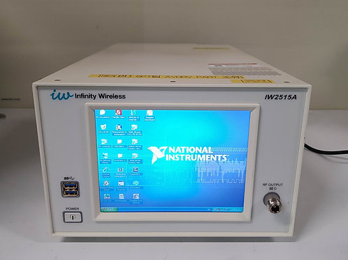 NI Infinity Wireless IW2515A RF Signal Recorder