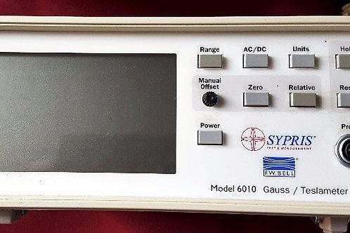Sypris 6010 Gauss / Teslameter