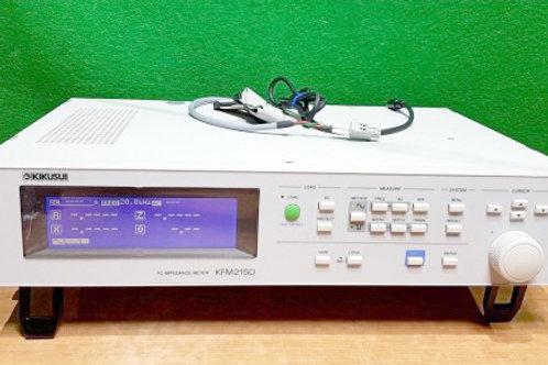 Kikusui KFM2150 FC Impedance Meter & KFM2151 FC Scanner