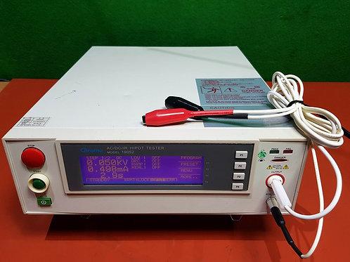 Chroma 16052 AC DC IR Hipot Tester