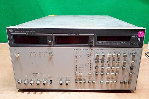 HP 4192A LF Impedance Analyzer