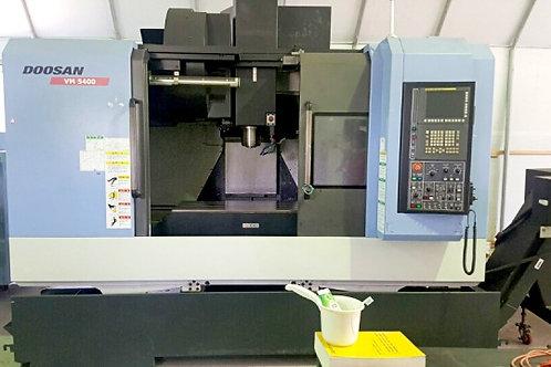 Doosan VM5400 CNC Machining Center