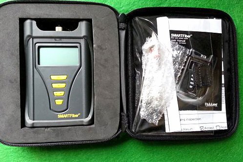 Hobbes SMARTFiber 257836D Fiber Optic Power Meter