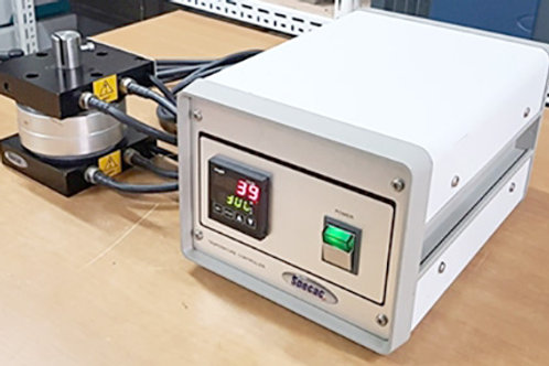 Specac Heated Platen & Temperature Controller