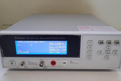 Chroma Battery Cell Insulation Tester 11210-K