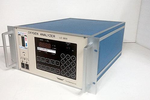 Toray LC-800 Oxygen Analyzer