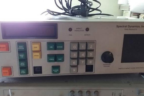 PTI Particle Impact Noise Detection Tester