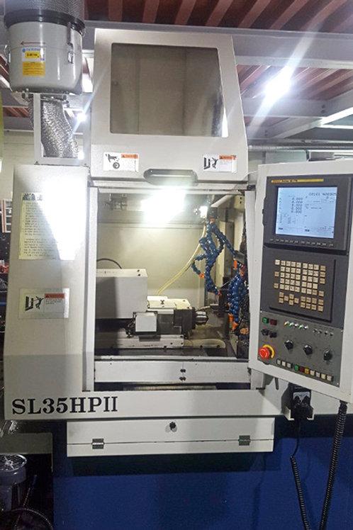 Hanwha SL35 HPII CNC Lathe