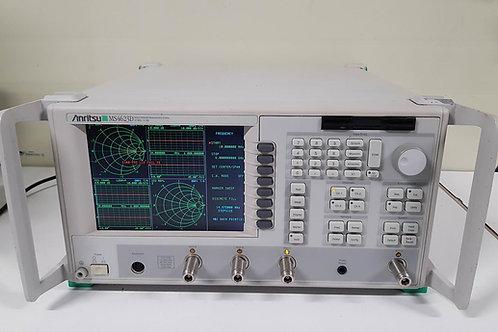 Anritsu MS4623D 10Mhz-6GHz Vector Network Analyzer