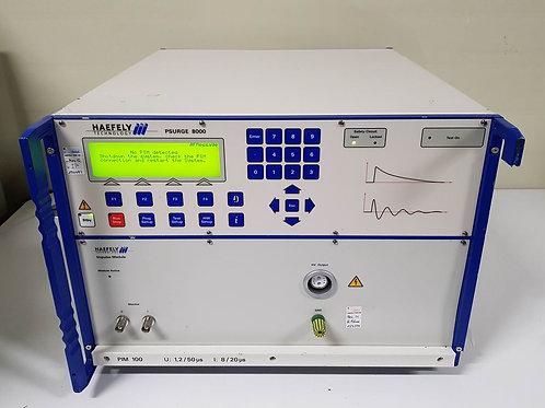 Haefely PSERGE 8000 EMC Surge