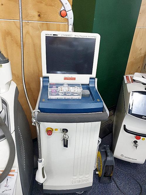 Lutronic Mosaic Laser System