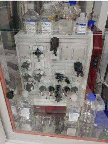 AKTA pure 25L1 FPLC System