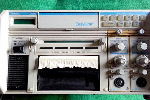Gould EasyGraf TA240 Chart Recorder