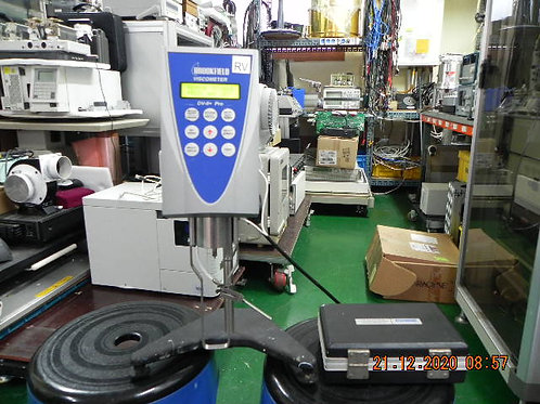 Brookfield programmable digital viscometer DV-II PLUS Pro