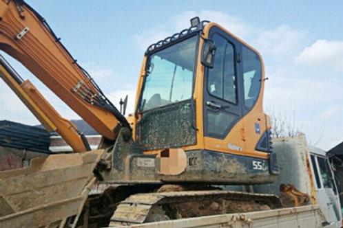 Hyundai R55iMT Excavator