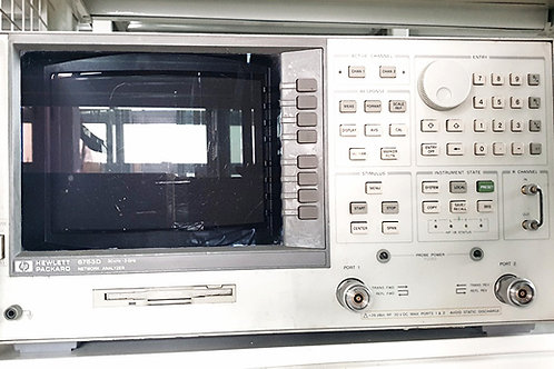 HP 8753D Network Analyzer