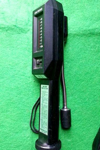 Riken Keiki GH-202F Leak Checker