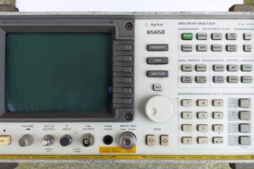Agilent 8565E 50GHZ Spectrum Analyzer [FOR PART]
