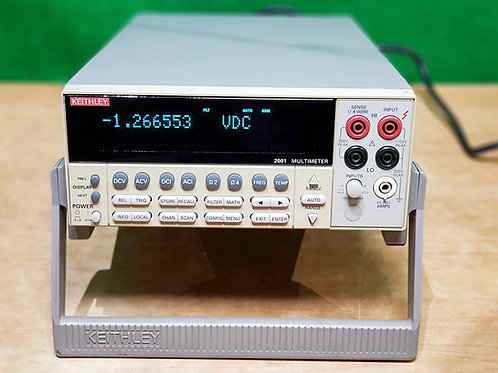Keithley 2001 Multimeter