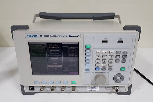 TESCOM TC-3000C Bluetooth Tester