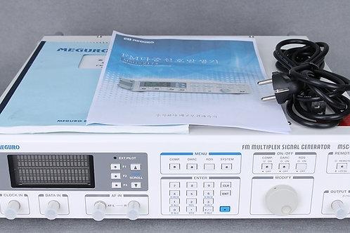 Meguro MSG-2174 FM Multiplex Signal Generator
