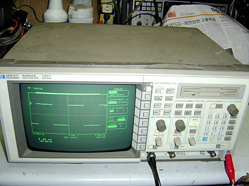 HP 54522A Oscilloscope