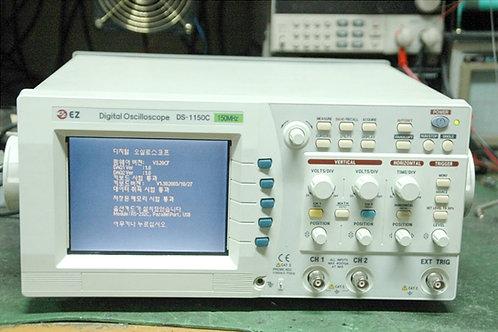 EZ DS-1150C Digital Oscilloscope