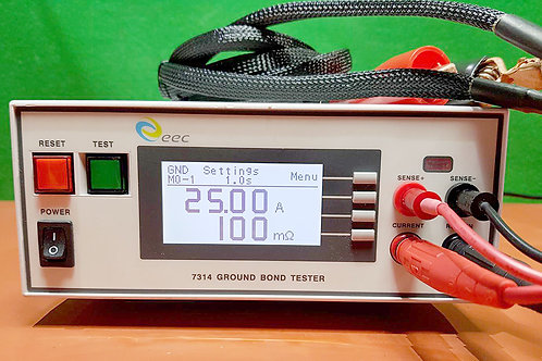 Extech EEC 7314 Ground Bond Tester