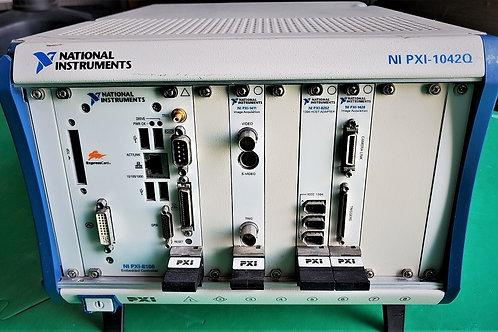 NATIONAL INSTRUMENTS NI PXI-1042Q 8-Slot pxi Mainframe