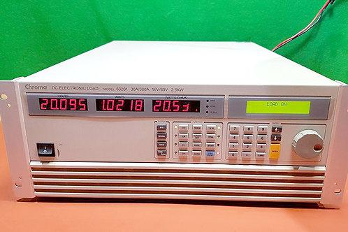 Chroma 63201 DC Electronic Load