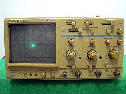 Kenwood CS-4025 Oscilloscope