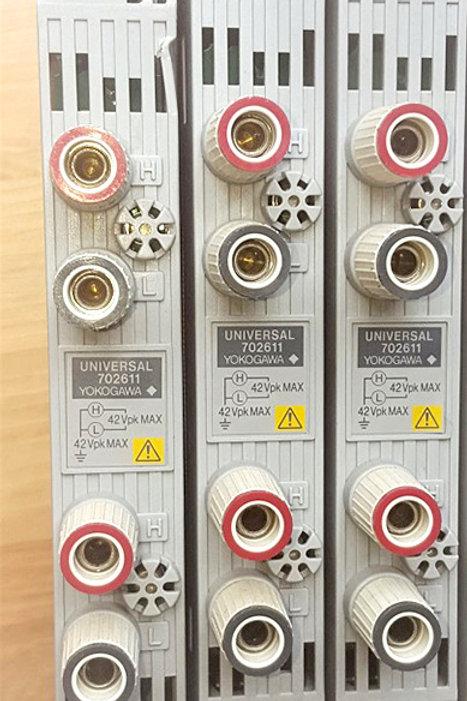 Yokogawa 702611 Universal Input Modules