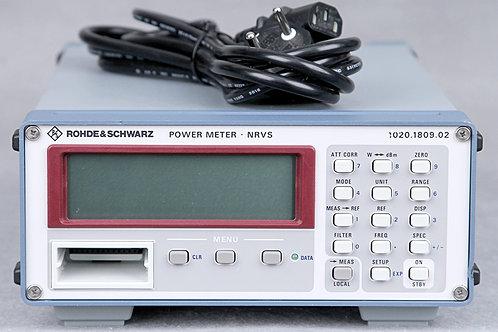 Rohde & Schwarz NRVS Power Meter
