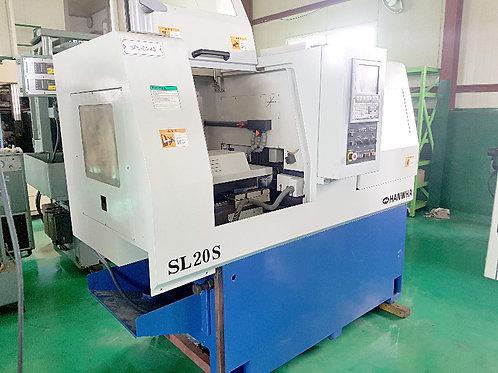 Hanwha SL20S CNC Lathe