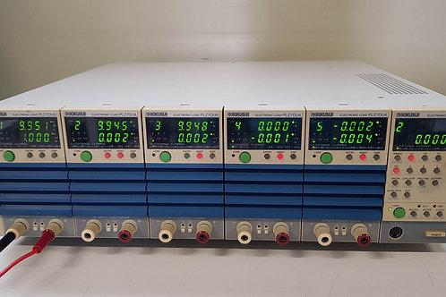 Kikusui LZ-50F PLZ70UA 5Channel Electronic Load