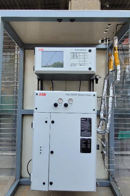 ABB PGC5000C Series Process Gas Chromatographs PGC5000A Integrated Controller