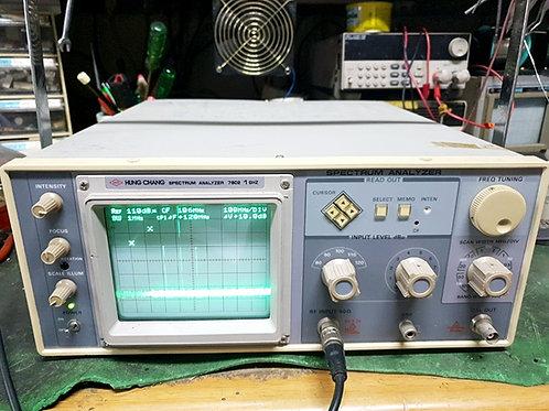 Hung Chang HC-7802 Spectrum Analyzer