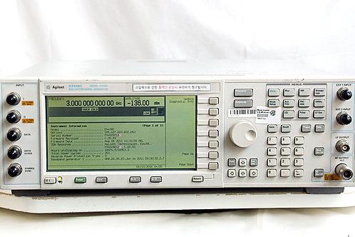 Agilent E4438C Signal Generator